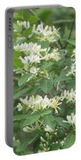 Honeysuckle Blossoms Portable Battery Charger