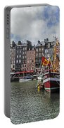 Honfleur Holiday Portable Battery Charger