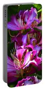Hong Kong Orchid Portable Battery Charger