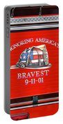 Honoring Americas Bravest Sept 11 Portable Battery Charger