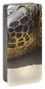 Honu - Hawaiian Sea Turtle Hookipa Beach Maui Hawaii Portable Battery Charger