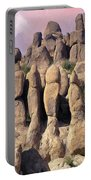 Hoodoo In The Superstition Mountains Portable Battery Charger