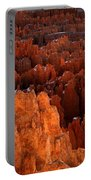 Hoodoo Texture Portable Battery Charger
