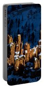 Hoodoos In Shadows Bryce Canyon National Park Utah Portable Battery Charger