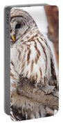 Hoot Hoot Portable Battery Charger