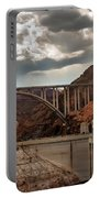 Hoover Dam Bridge Portable Battery Charger