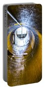 Hoover Dam Ventilation Tunnel Portable Battery Charger