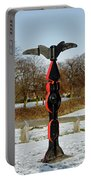 Horninglow Linear Park Signpost Portable Battery Charger