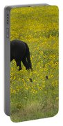 Horse  Birds  And Flowers   #8520 Portable Battery Charger