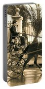 Horse Drawn Carriage Ride Portable Battery Charger