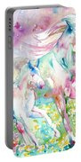Horse Painting.17 Portable Battery Charger