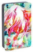 Horse Painting.22 Portable Battery Charger
