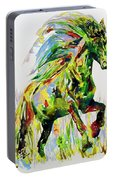 Horse Painting.26 Portable Battery Charger