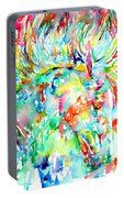 Horse Painting.29 Portable Battery Charger