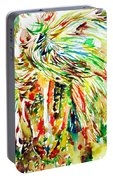 Horse Painting.31 Portable Battery Charger