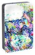 Horse Painting.33 Portable Battery Charger
