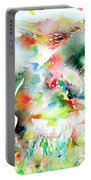 Horse Painting.36 Portable Battery Charger