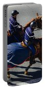 Horse Police Portable Battery Charger