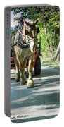 Horse Powered Mackinac Island Portable Battery Charger