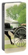 Horse Powered Transportation Portable Battery Charger