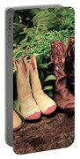 Horse Riding Boots Portable Battery Charger