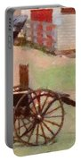 Horseless Carriage Portable Battery Charger by Jeff Kolker