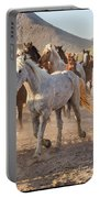 Horses 7 Portable Battery Charger