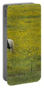 Horses And Wildflowers   #8511 Portable Battery Charger