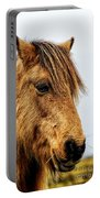 Horses Head Portable Battery Charger