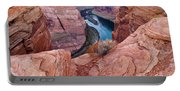 Horseshoe Bend At Dawn Portable Battery Charger