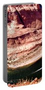 Horseshoe Bend Boat Race - Page Arizona Portable Battery Charger