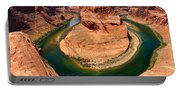 Horseshoe Bend - Nature's Awesome Work Portable Battery Charger