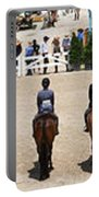 Horseshow Pano Portable Battery Charger