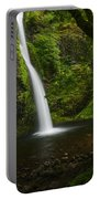 Horsetail Falls Columbia River Gorge Portable Battery Charger