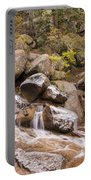 Horsethief Falls - Cripple Creek Colorado Portable Battery Charger