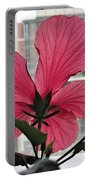 Hospital Hibiscus Portable Battery Charger