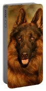 Hoss - German Shepherd Dog Portable Battery Charger