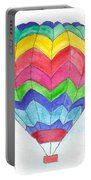 Hot Air Balloon 02 Portable Battery Charger