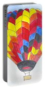 Hot Air Balloon 05 Portable Battery Charger