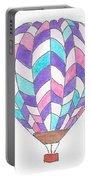 Hot Air Balloon 06 Portable Battery Charger