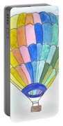 Hot Air Balloon 08 Portable Battery Charger