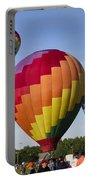 Hot Air Balloon Festival In Decatur Alabama  Portable Battery Charger