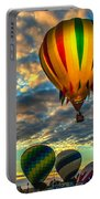 Hot Air Balloon Lift Off Portable Battery Charger