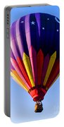 Hot Air Ballooning In Vermont Portable Battery Charger