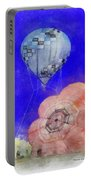Hot Air Balloons Photo Art 03 Portable Battery Charger