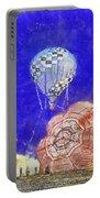Hot Air Balloons Photo Art 04 Portable Battery Charger