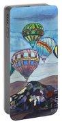 Hot Air Baloons Portable Battery Charger