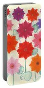 Hot Bloom Portable Battery Charger