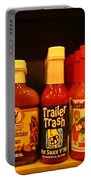 Hot Sauce Display Shelf Three Portable Battery Charger