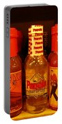 Hot Sauce Display Shelf Two Portable Battery Charger